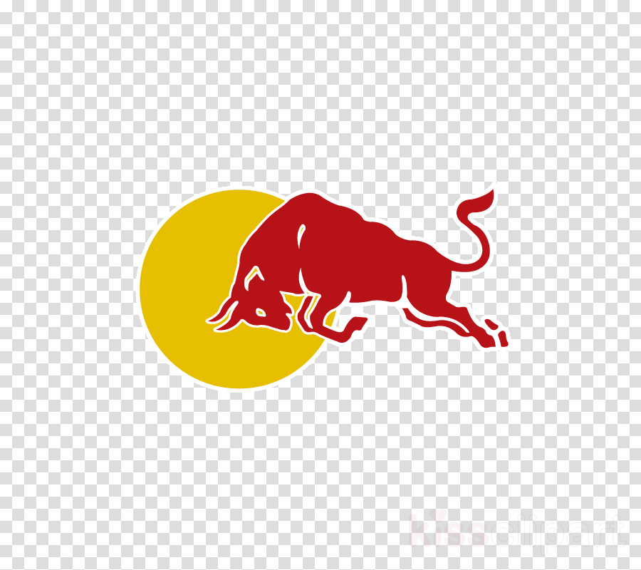 Red Bull Logo clipart.