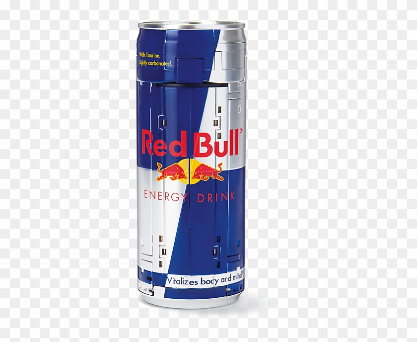 Red Bull Png Background Image.