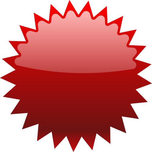 star burst blank red.