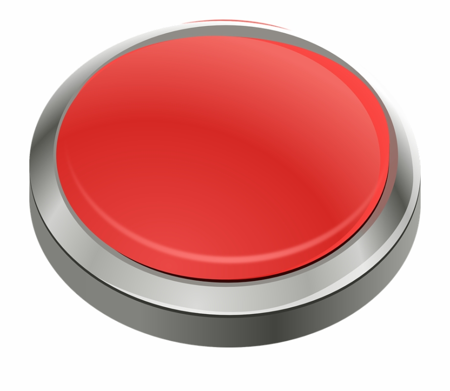 Big Red Button No Background Free PNG Images & Clipart.