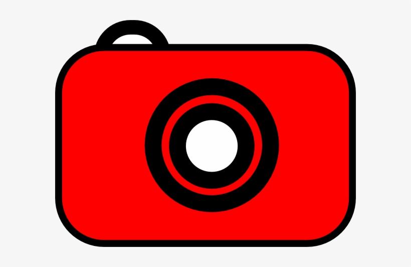 Cartoon Camera Clip Art.