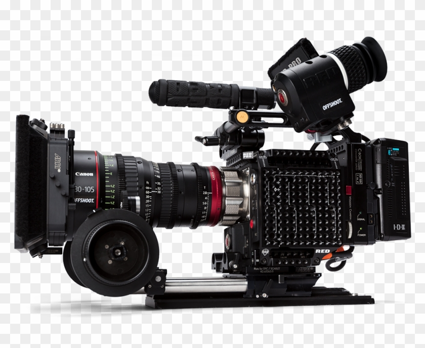 Rent The Red Epic Dragon Canon Zoom Package In Melbourne.