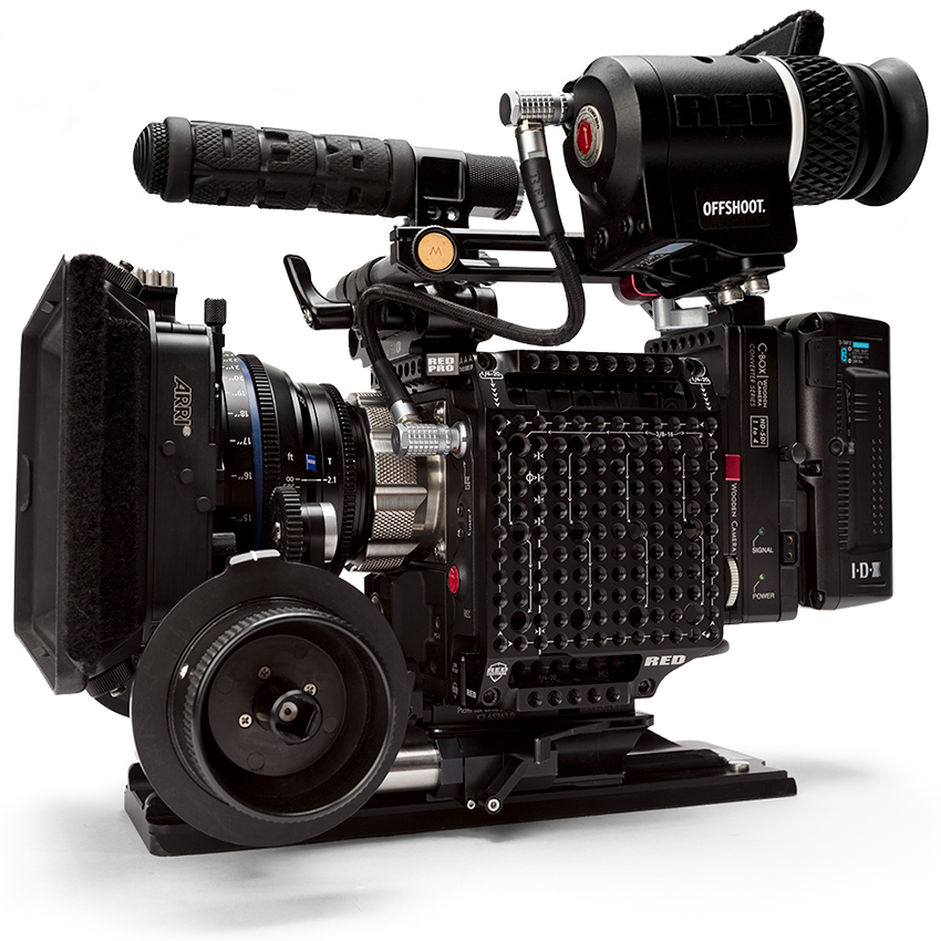 Red Epic Dragon + Zeiss CP.2 Lens Package.