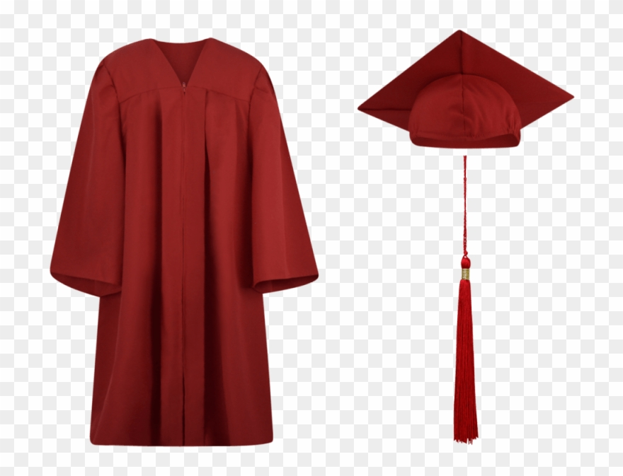 Graduation Cap And Gown Tassel.
