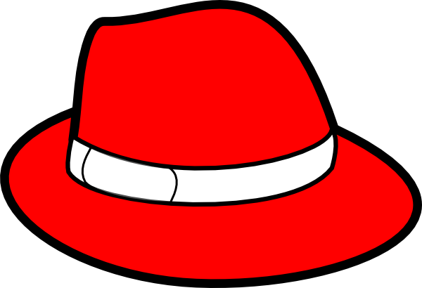 Long Red Cap Clipart.