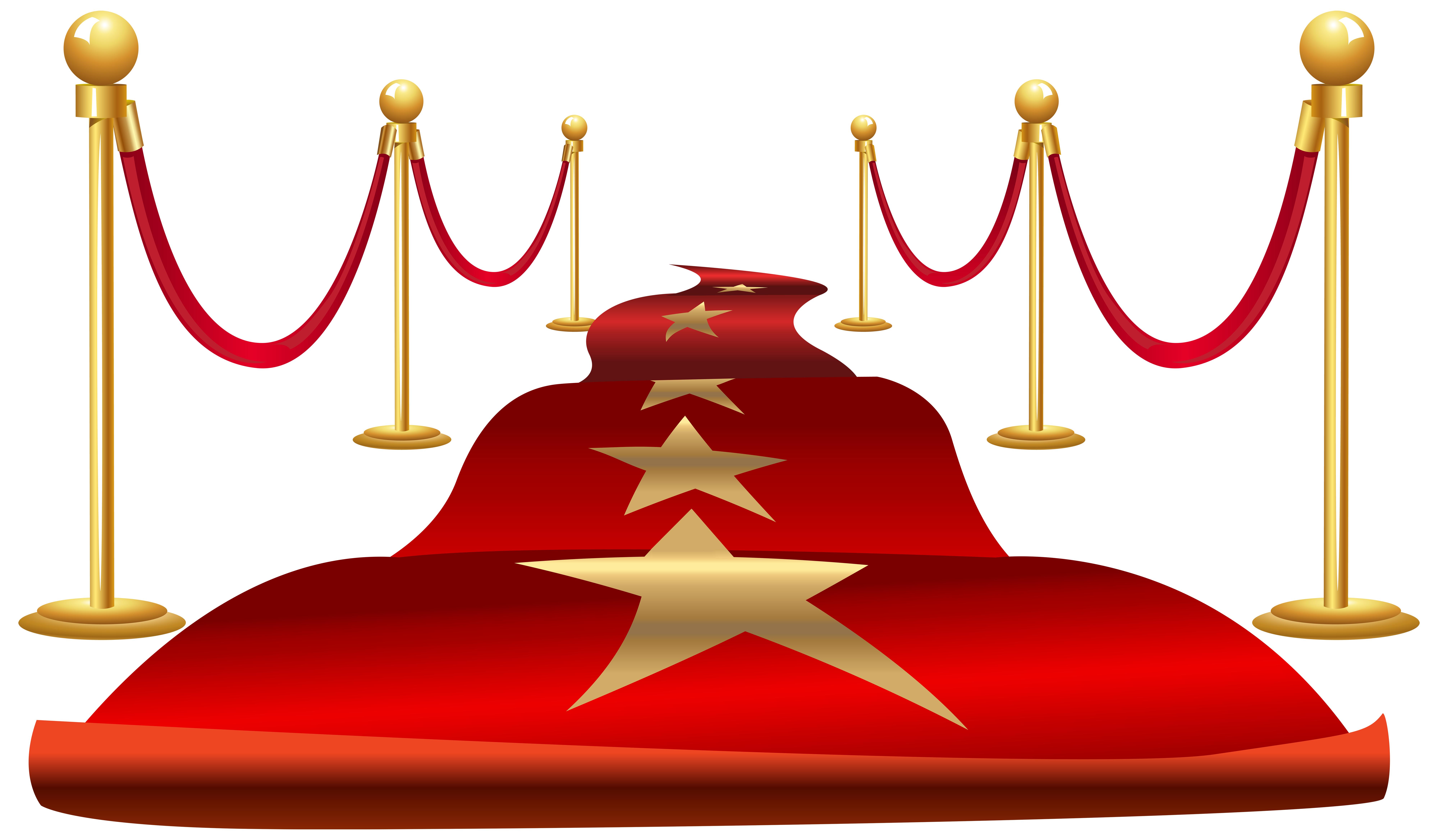 Red Carpet PNG Clip Art.