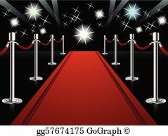 Red Carpet Clip Art.