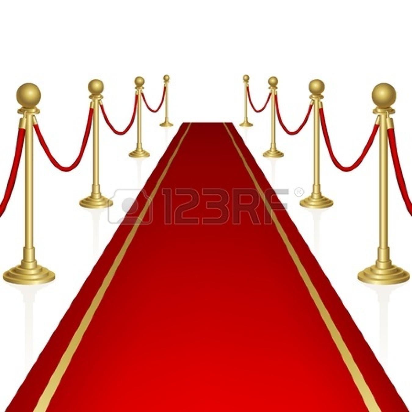 Oscar Red Carpet Clip Art.