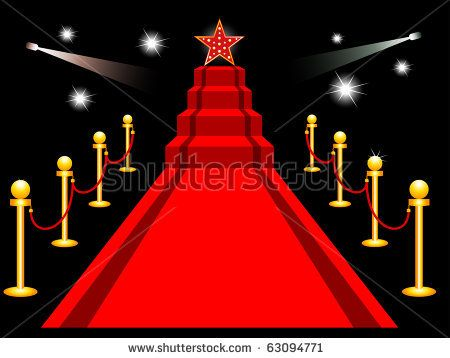Red Carpet Clip Art.
