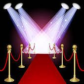 red carpet event free clipart.
