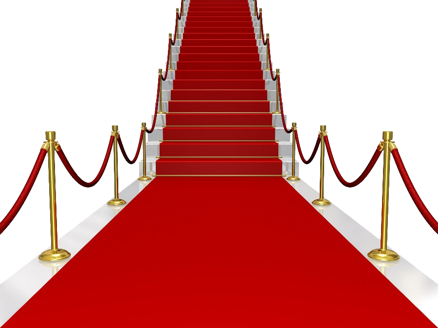 Red Carpet PNG Image.