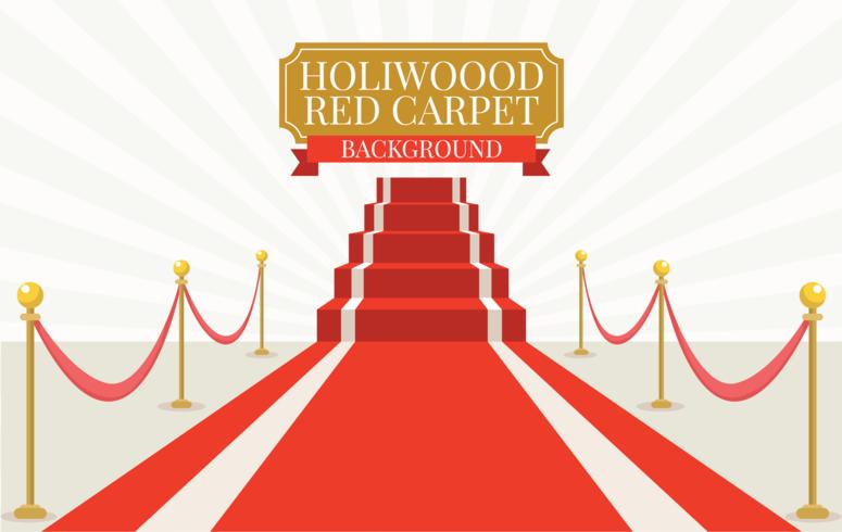 Hollywood Red Carpet.