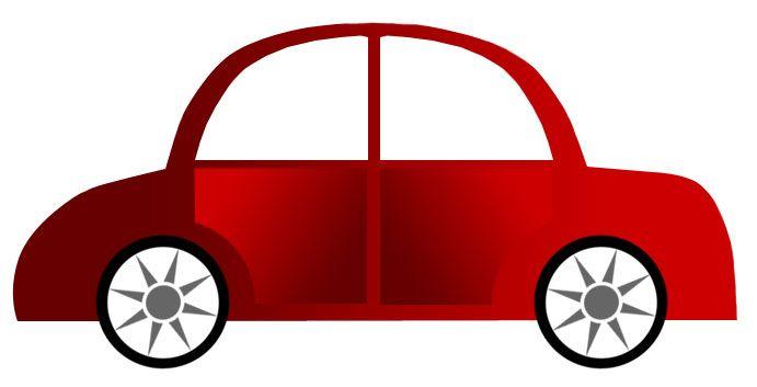 car clipart in classic model clip art.