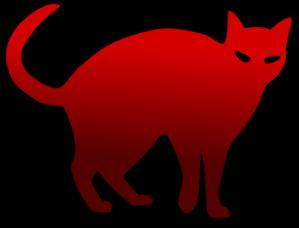 Red Cat Clip Art at Clker.com.