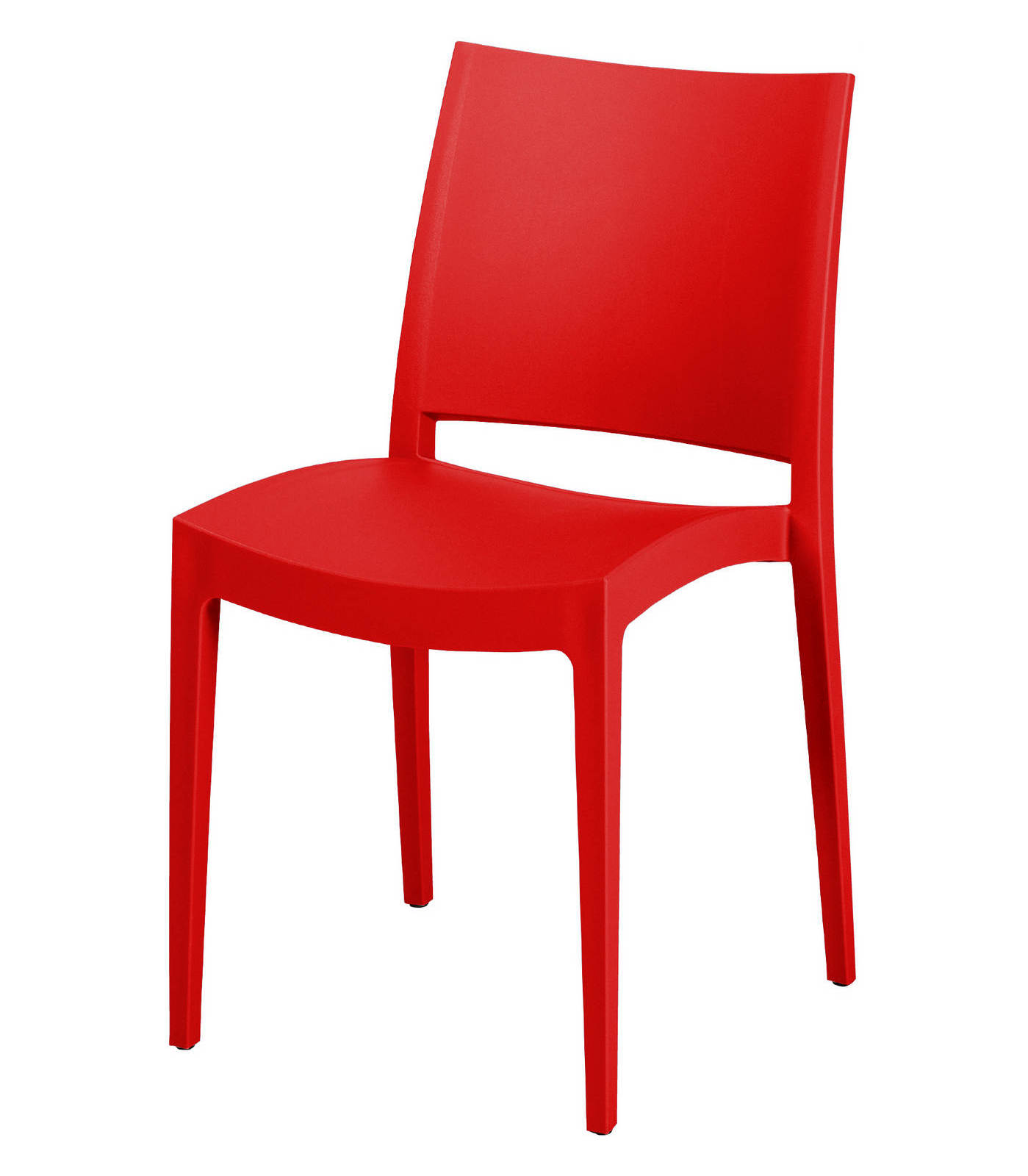 Red Chair Clipart.