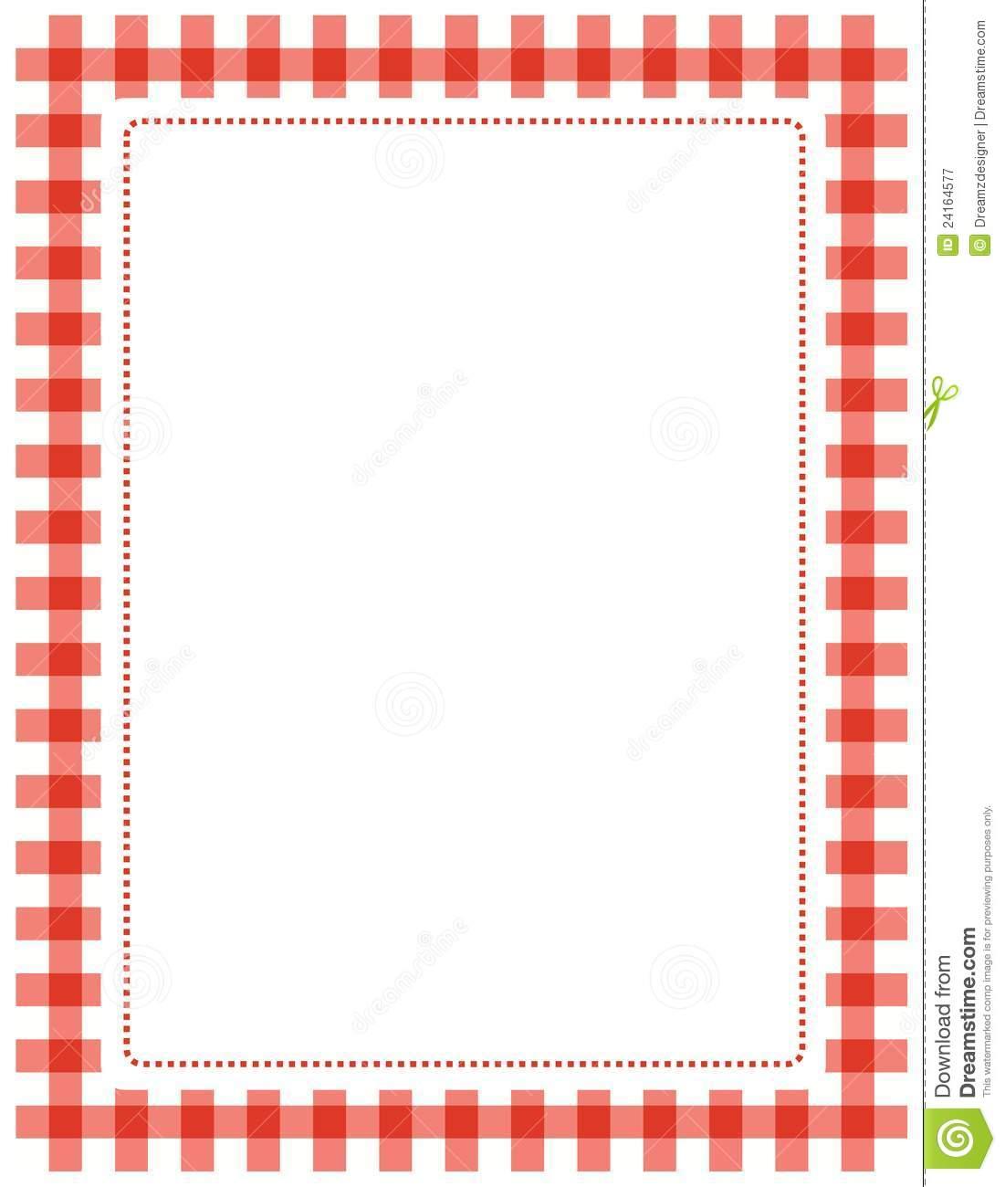 77+ Checkered Border Clip Art.