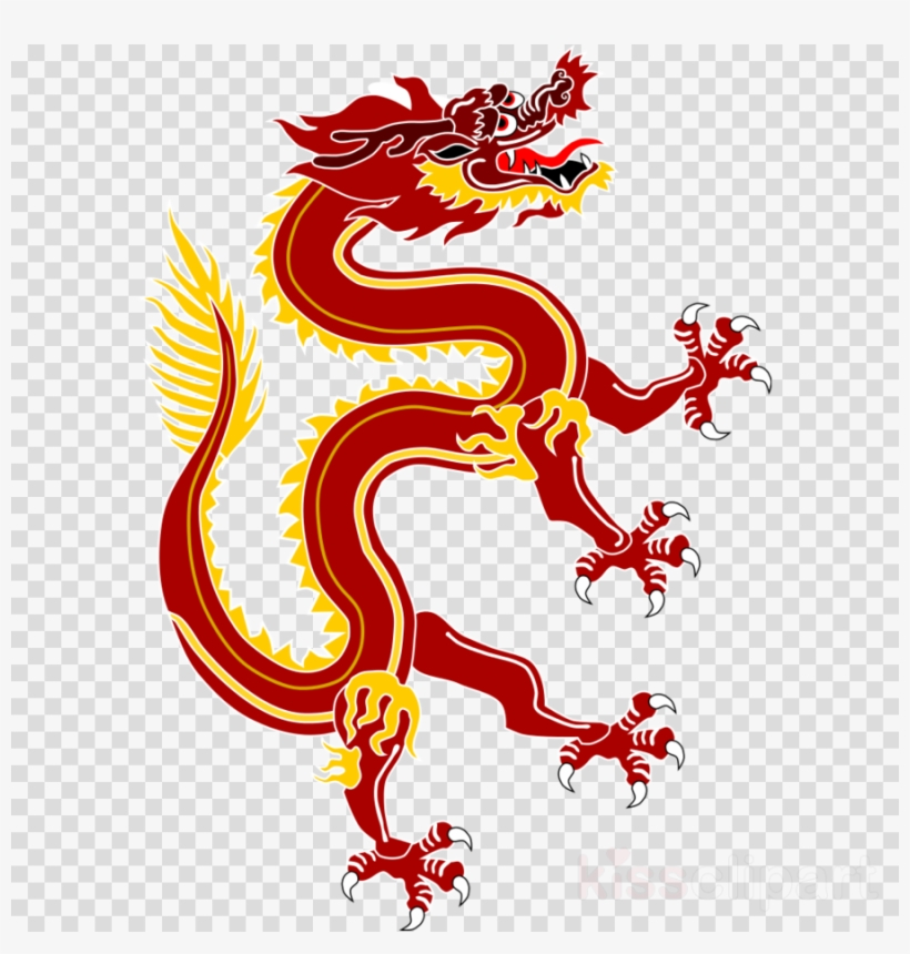 Red Chinese Dragon Png Clipart China Chinese Dragon.
