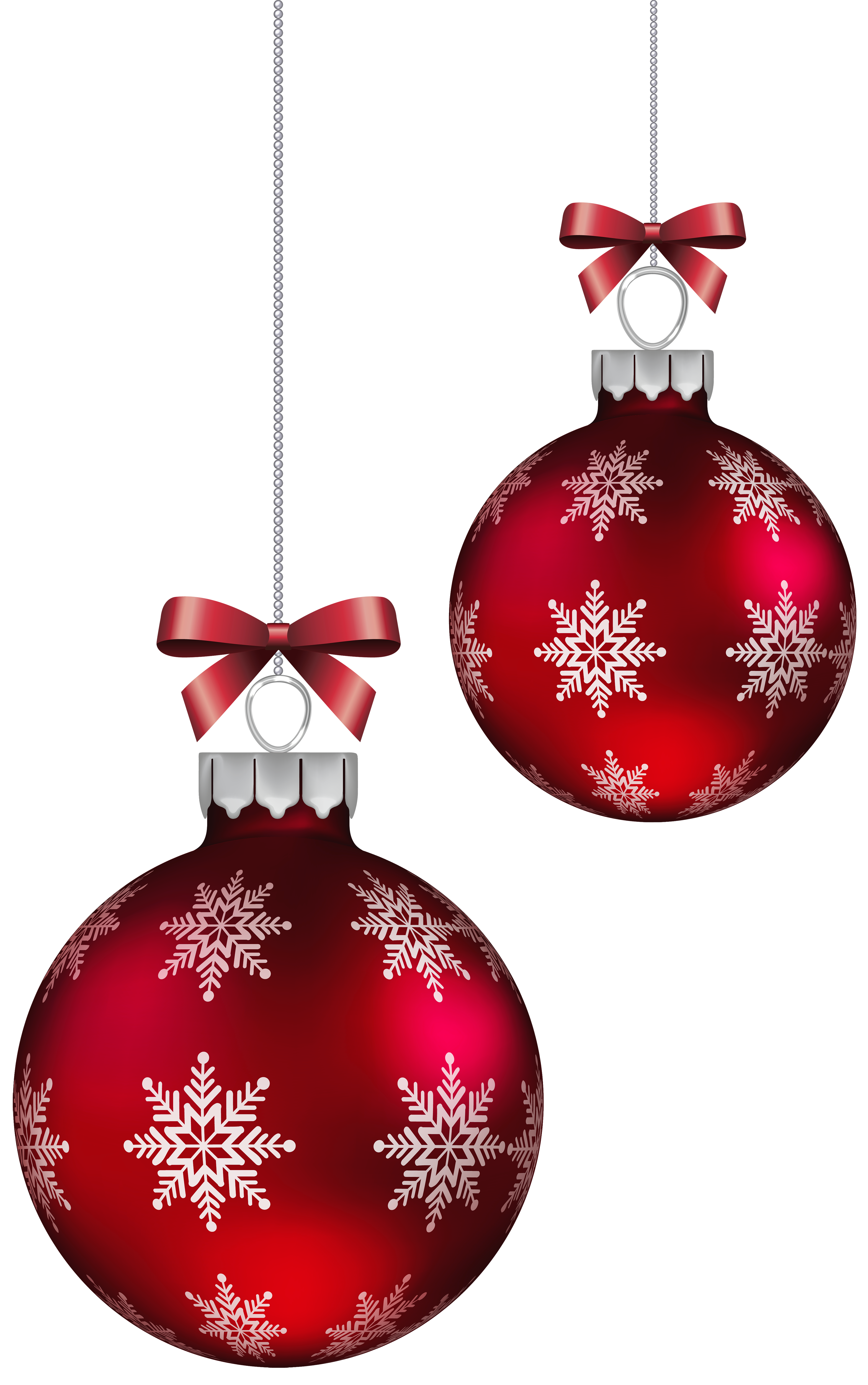 Red Christmas Balls Png, png collections at sccpre.cat.