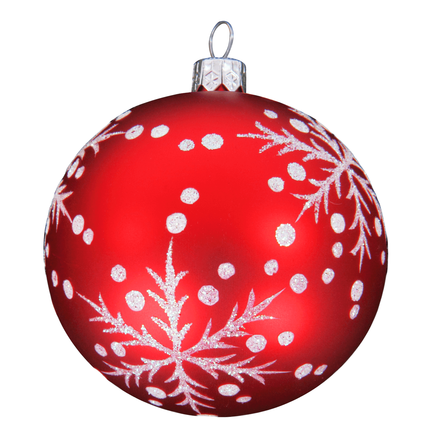 Christmas Ball PNG Transparent Image 2.
