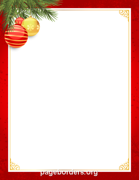 Pin about Christmas border on Page Borders and Border Clip Art.