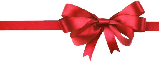Red Christmas Bow PNG HD Transparent Red Christmas Bow HD.