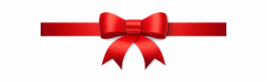 Christmas Ribbon Png Transparent Images.