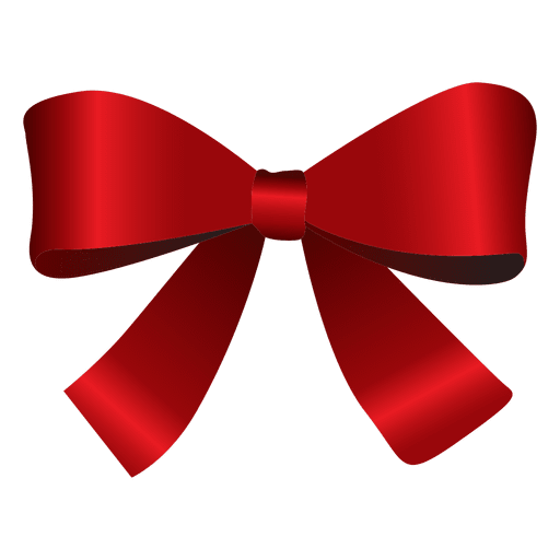 Bow tie red christmas.