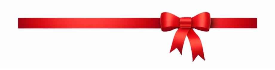 Christmas Ribbon Png.