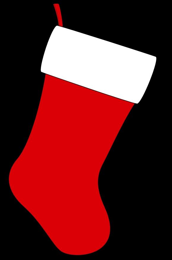 stocking clip art.