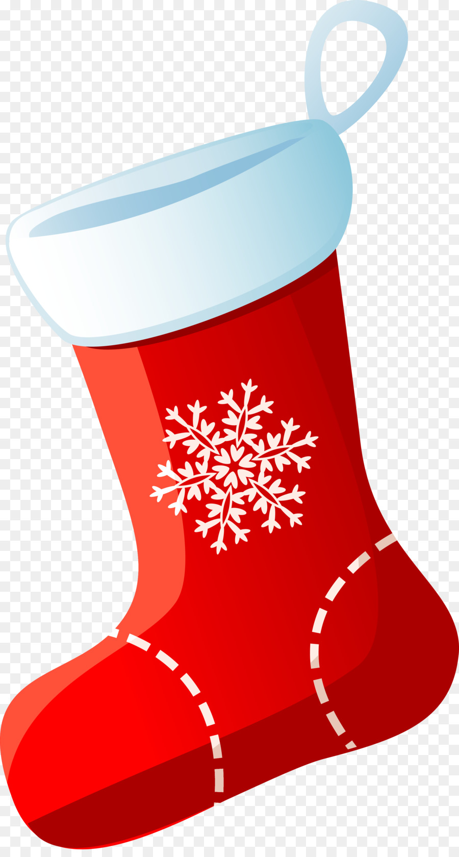 Red Christmas Ornament png download.