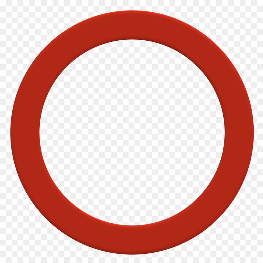 Red Circle clipart.