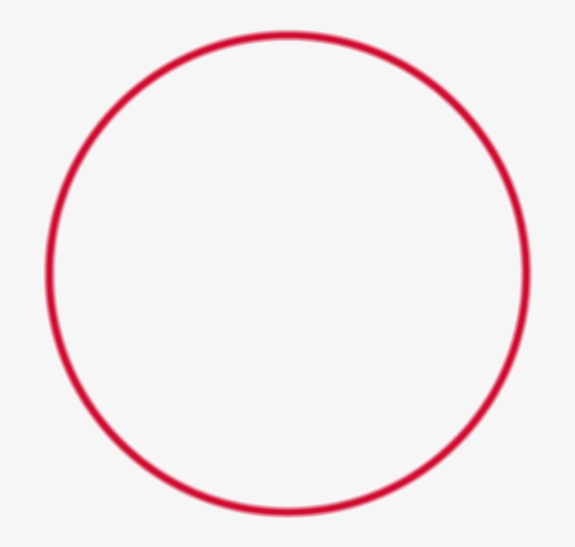 Download Free png Red Circle Outline Png Peach Transparent.