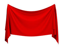 Cloth Banner Stock Illustration.