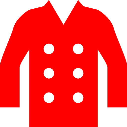 Red Coat Png Vector, Clipart, PSD.