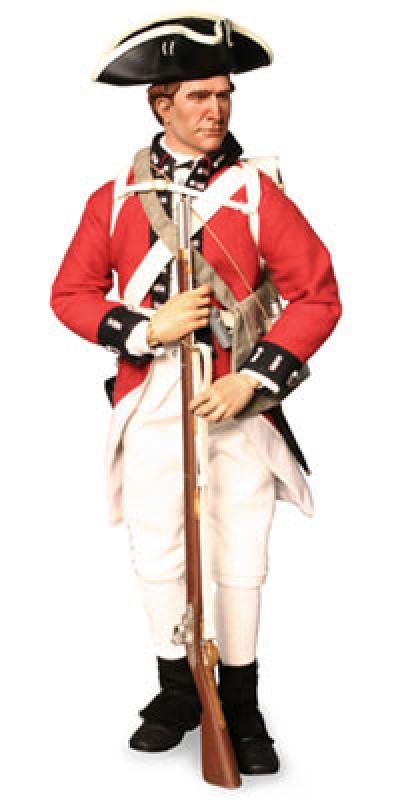 Redcoat PNG.