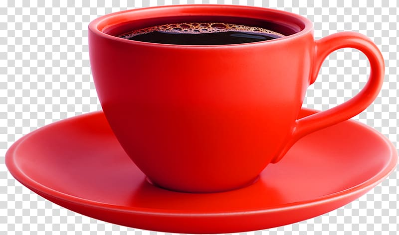 Coffee cup Cuban espresso Instant coffee Ristretto, red draw.