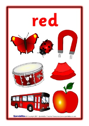 Colours Teaching Resources and Printables for Early Years.