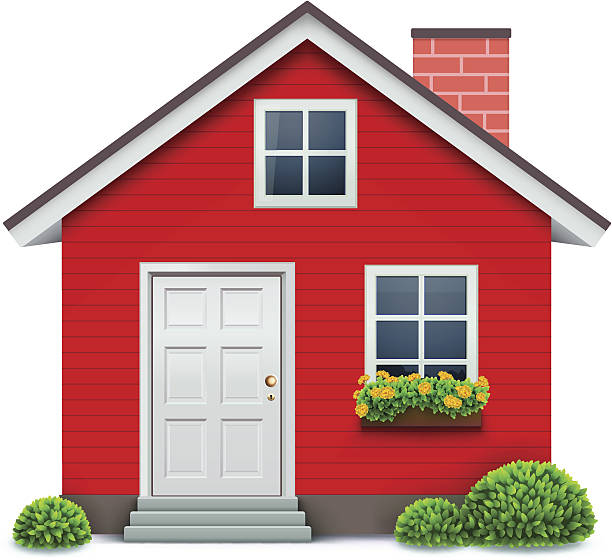 Cottage Clip Art, Vector Images & Illustrations.