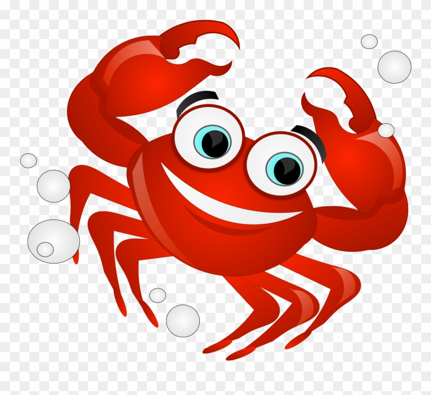Hermit Crab Clipart Red Crab Free On Dumielauxepices.