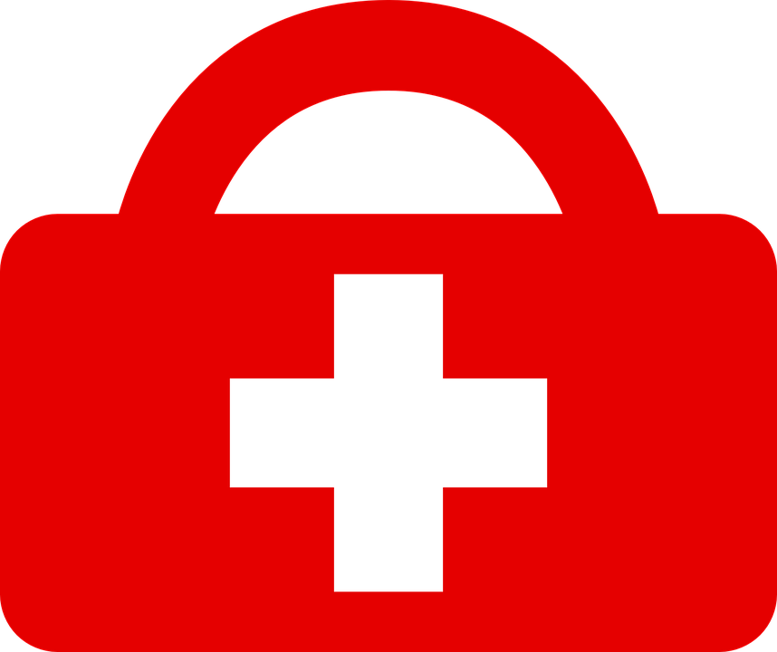 Free vector graphic: Red Cross, Aide, Assistance.