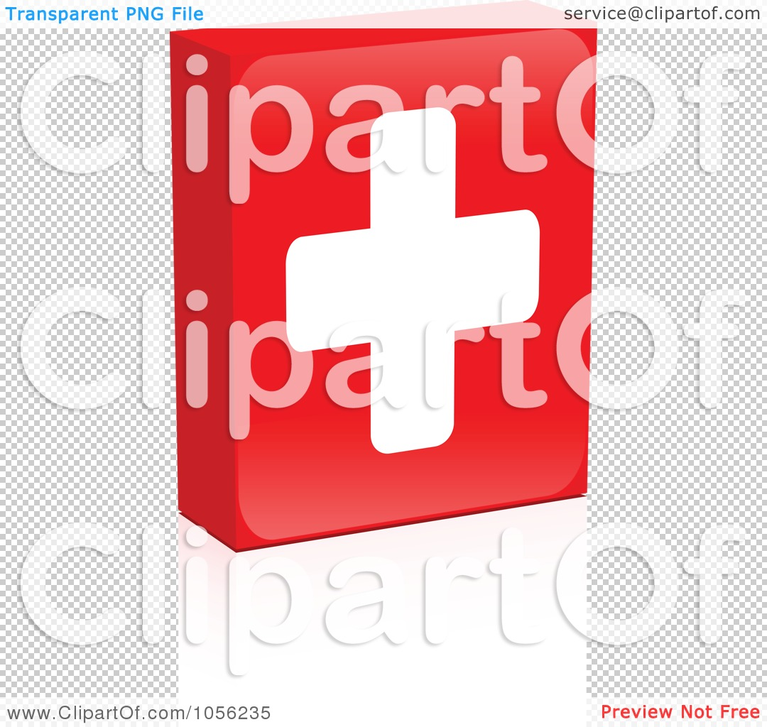 Red cross box clipart clipground royalty biocorpaavc Images