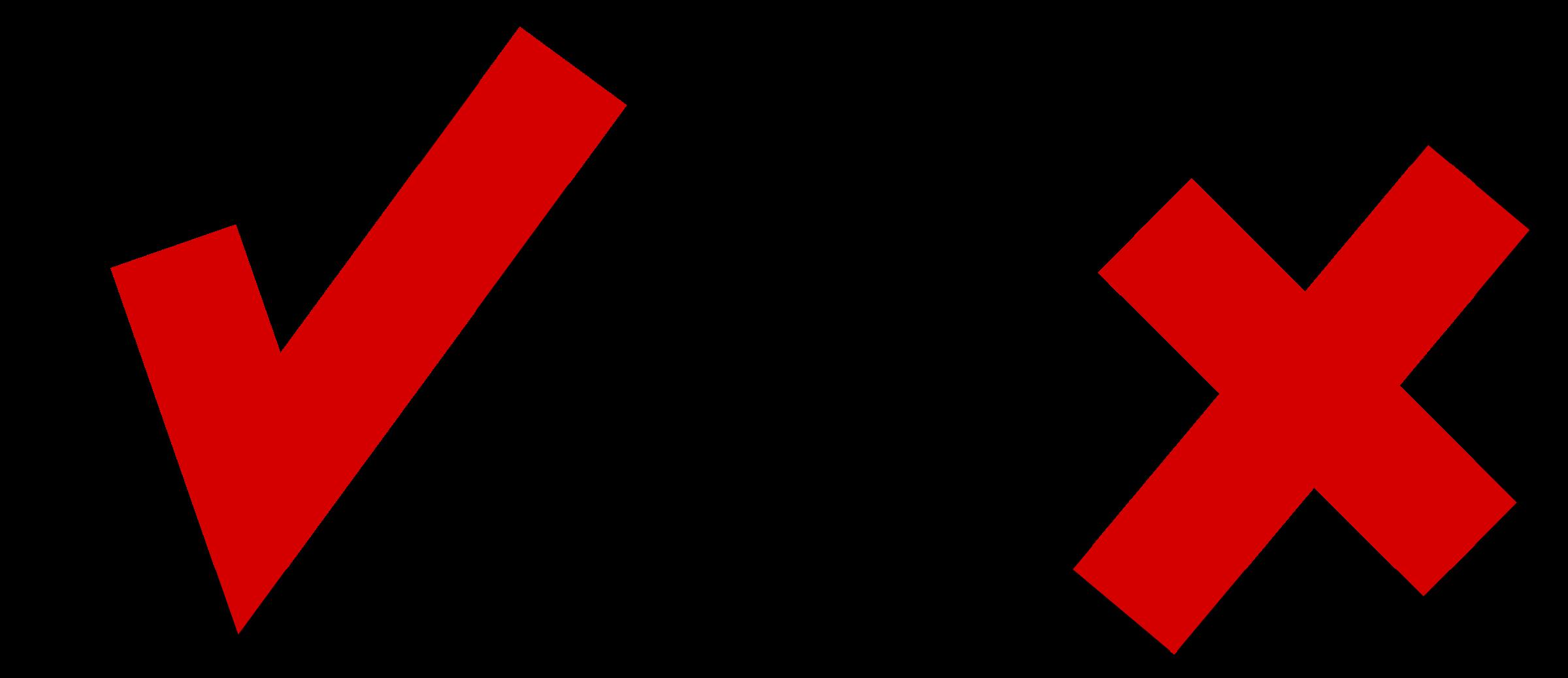 Cross Symbol For Clipart.