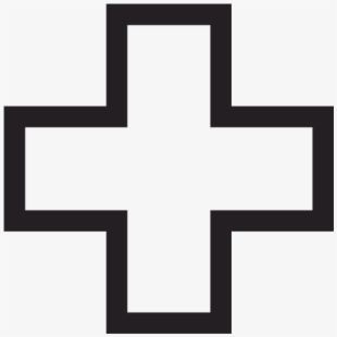 28 Collection Of Red Cross Clipart Black And White.