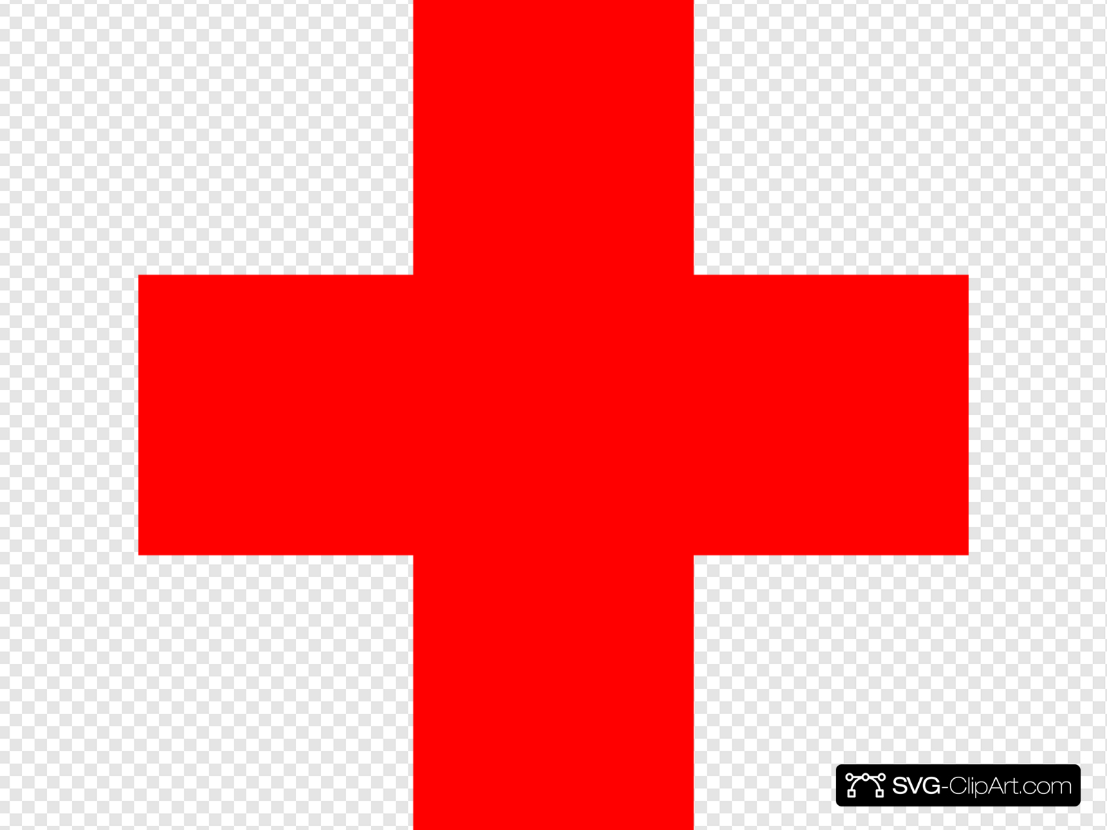 Red Cross Logo Clip art, Icon and SVG.
