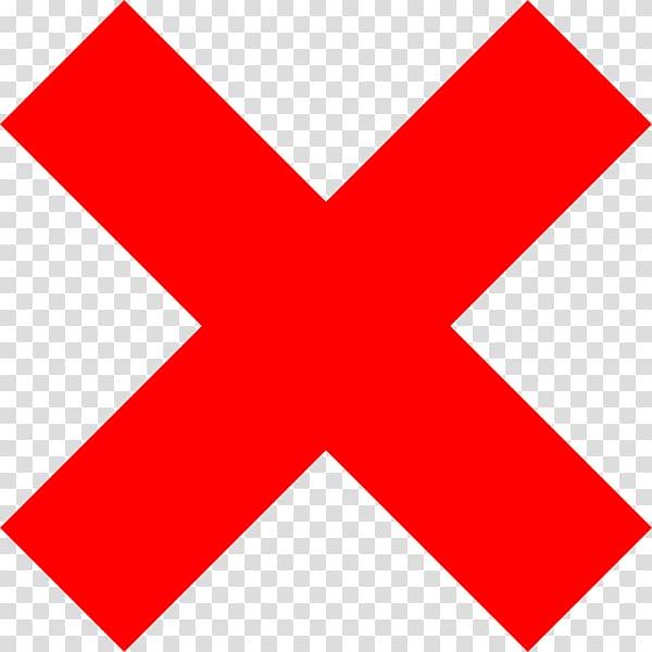 Cross illustration, No symbol Computer Icons , Red Cross.