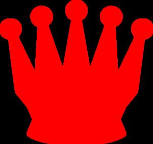 Red Crown Clip Art at Clker.com.
