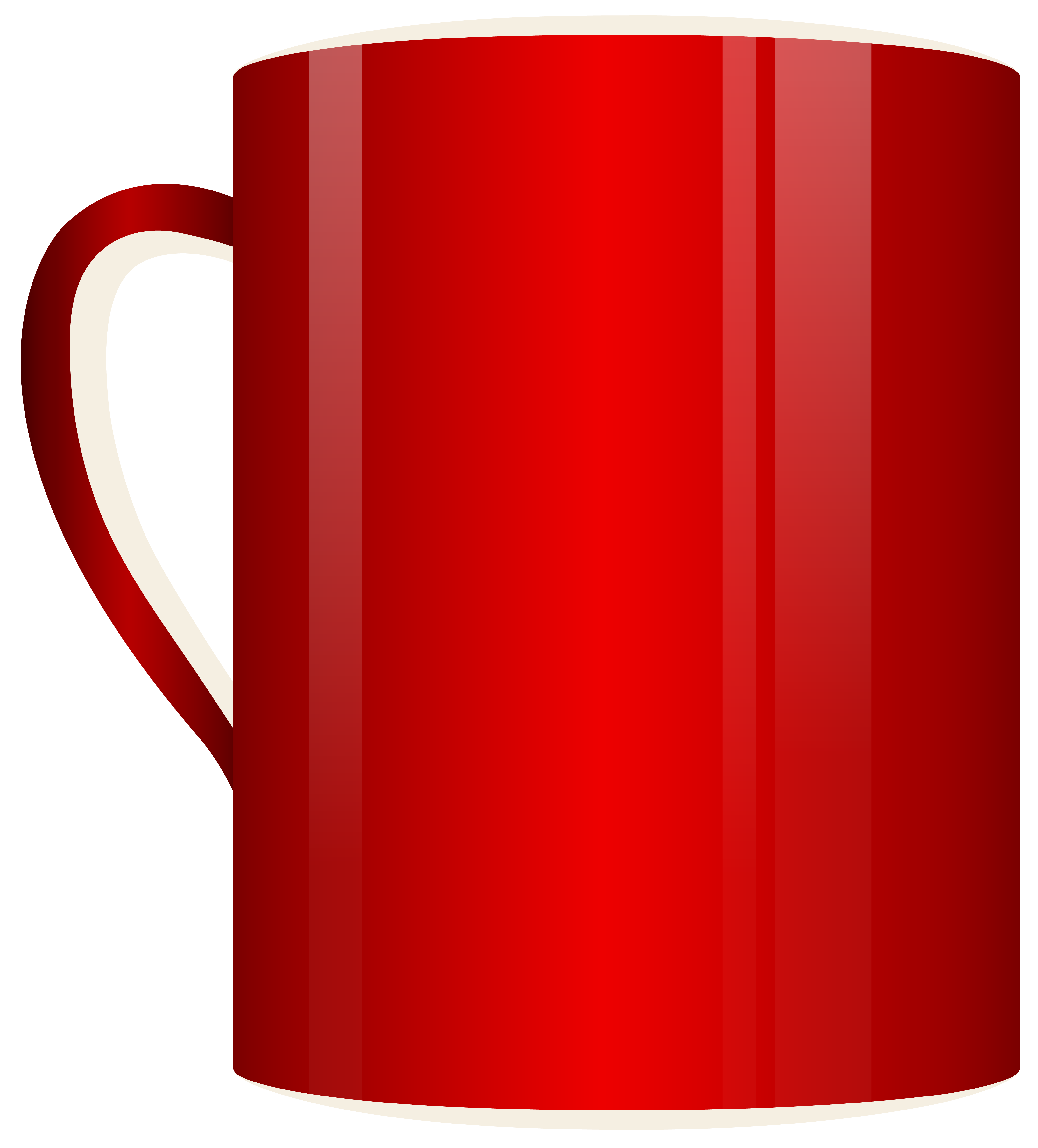 Red Cup PNG Clipart.
