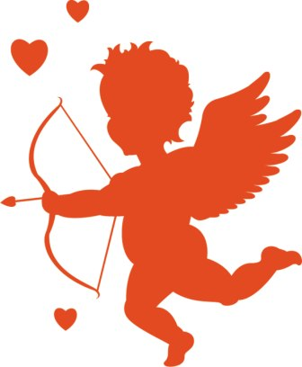 Red cupid clipart 6 » Clipart Station.
