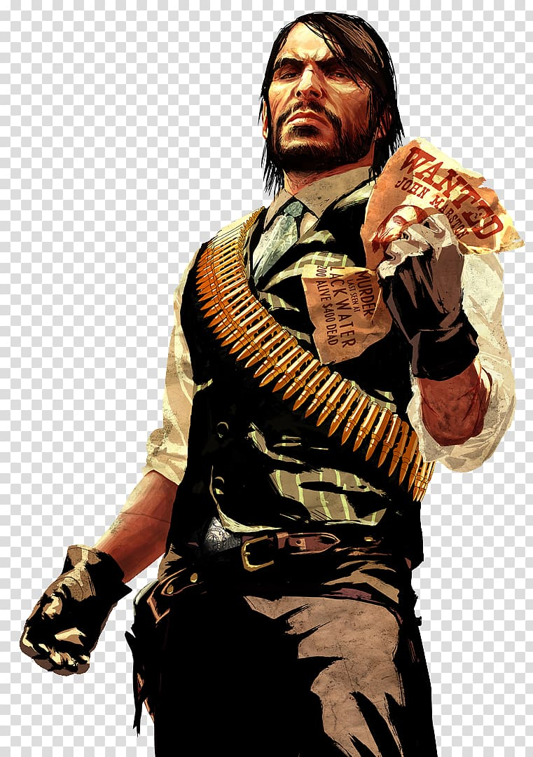 Red Dead Redemption 2 Rockstar Games Video game John Marston.