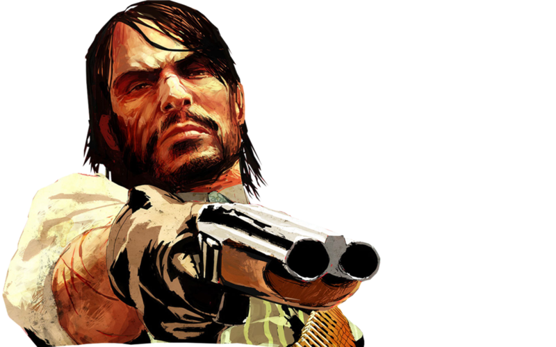 Download Free png Red Dead Redemption PNG File.